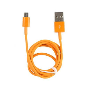 CABLE BITE Micro USB Cable for Android (Orange) - Hamee Strapya World