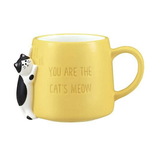 DECOLE HAPPY cat day Mug Cup (Mask) - Hamee Strapya World