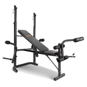 Multi-Station Home Weight Bench - Simplistic Nutrition and Health