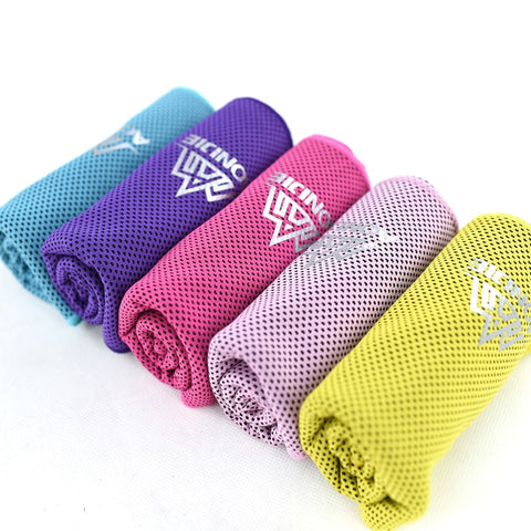 Instant Cooling Towel - Simplistic Nutrition and Health