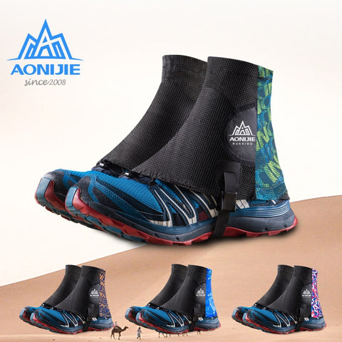 AONIJIE E941 Trail Gaiters - Simplistic Nutrition and Health