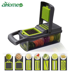 7 in 1 Vegetable/Fruit Tool - Simplistic Nutrition and Health
