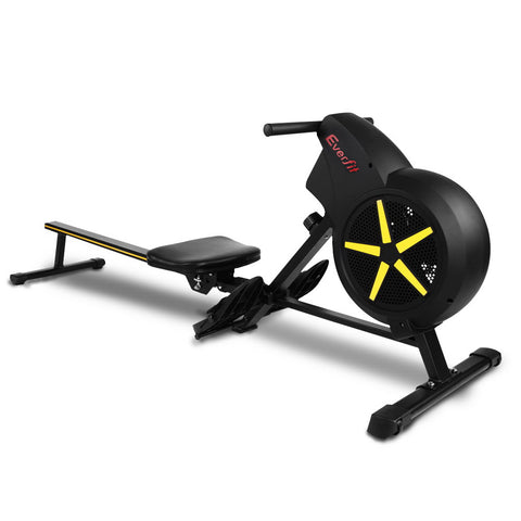 Rowing Exercise Machine - Simplistic Nutrition and Health