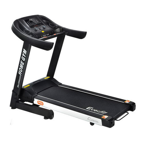 Running Treadmill with 43cm Belt - 2.5HP - Simplistic Nutrition and Health