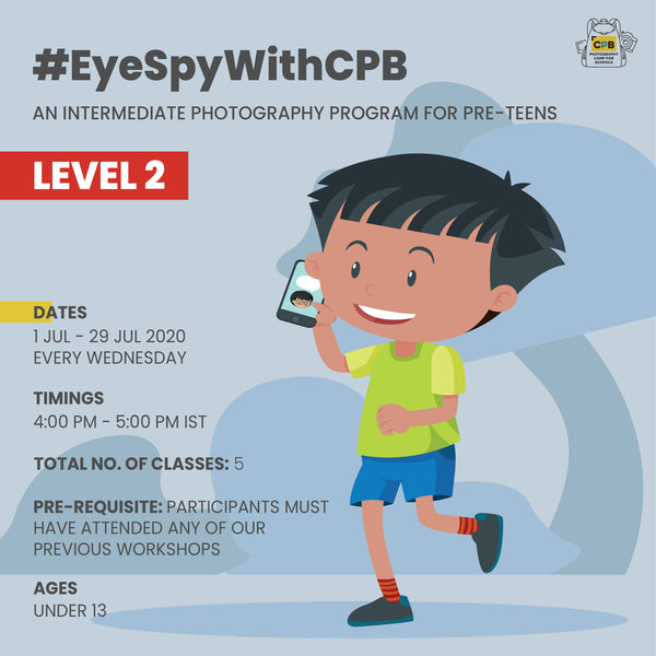 #EyeSpywithCPB LEVEL 2 | 1 July - 29 July 2020