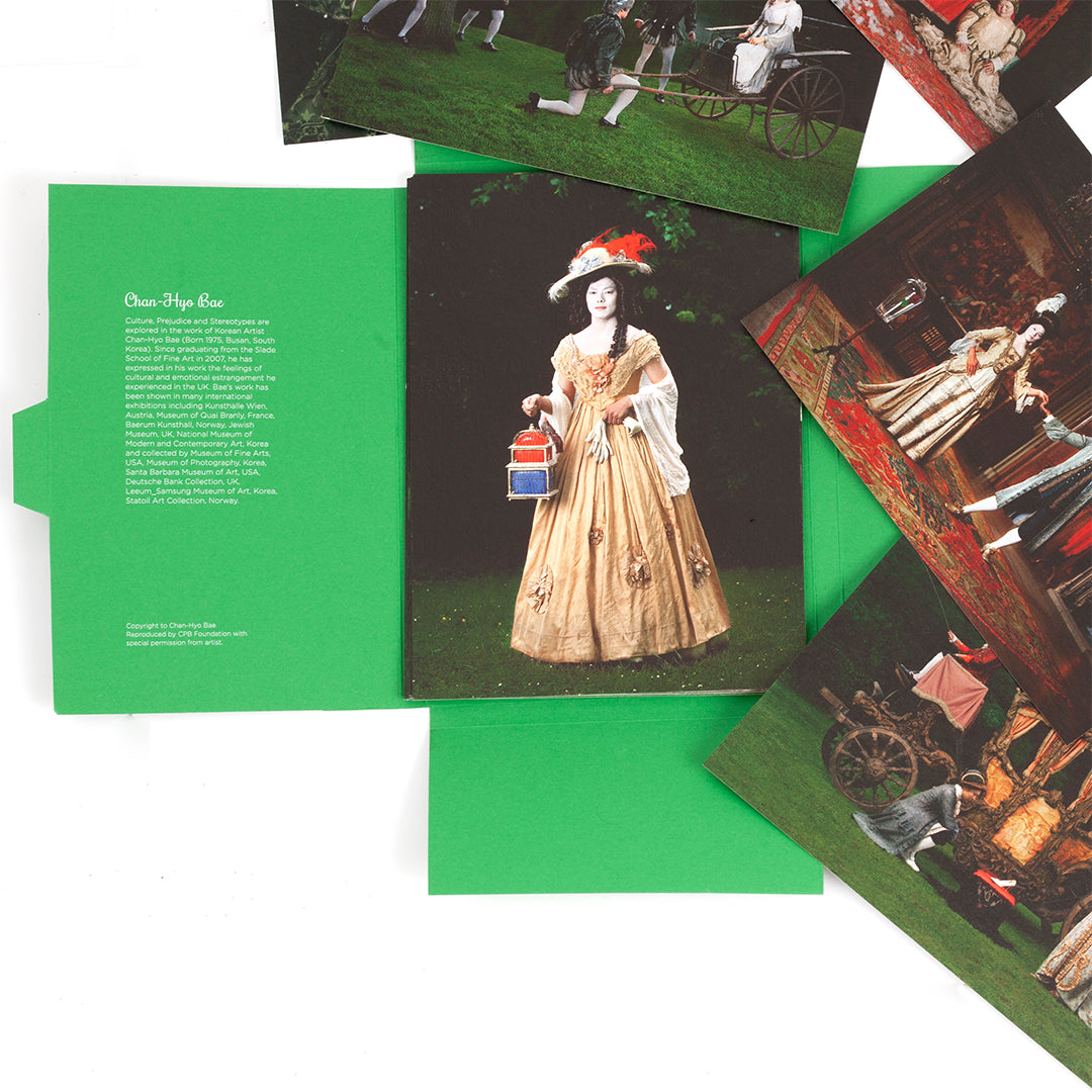 Existing in Costume | Collectable Postcards