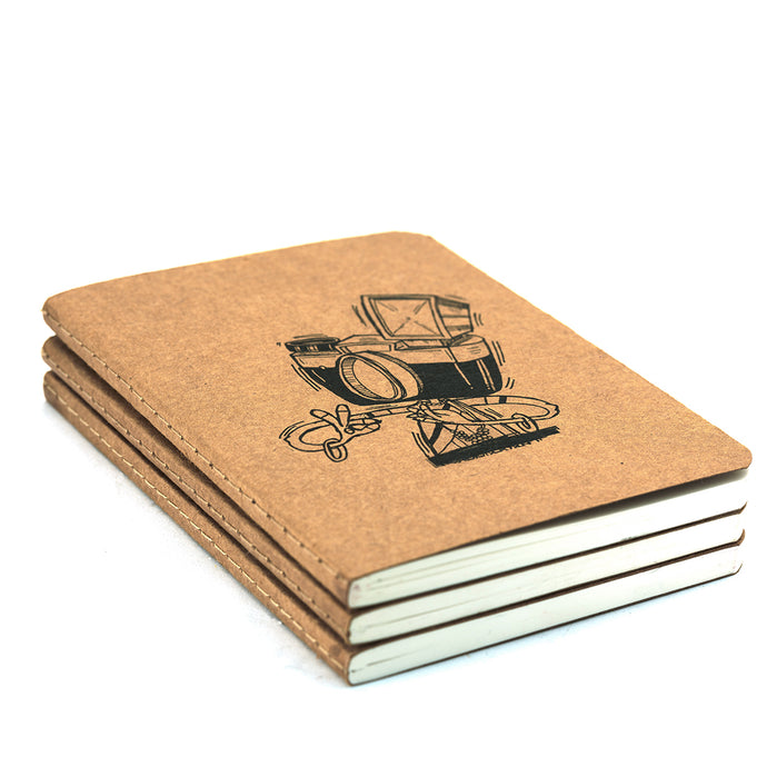 Pocket Puthakam | Notebook