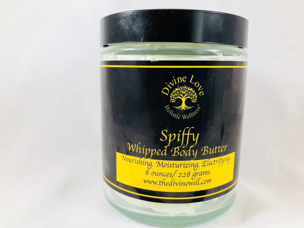 Spiffy Whipped Body Butter