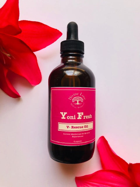 Yoni Fresh V-Rescue Oil
