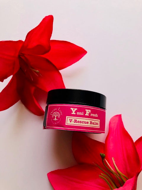 Yoni Fresh V-Rescue Balm