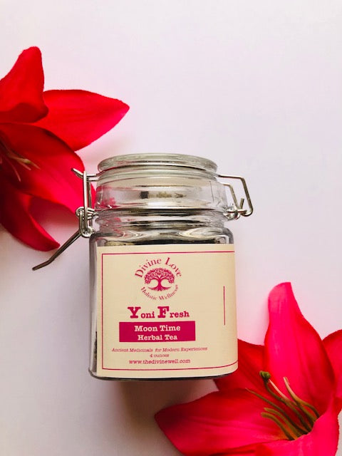 Yoni Fresh Moon Time Tea