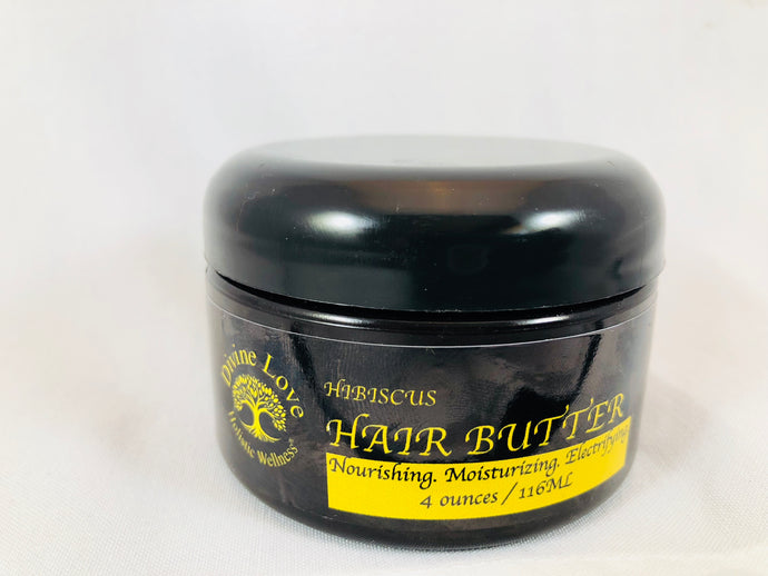 Hibiscus Hair Butter