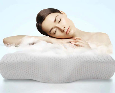 SleepDream - Orthopedic Contour Memory Foam Pillow