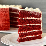 Colossal Red Velvet Strawberry