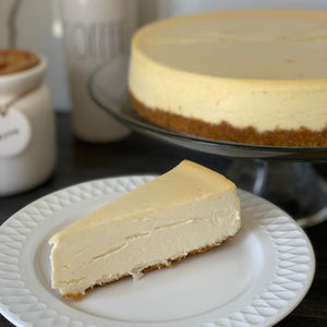Plain Cheesecake