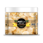 JustCBD Dried CBD Pineapple Chunks | 1000 mg. | 12 mg. per piece