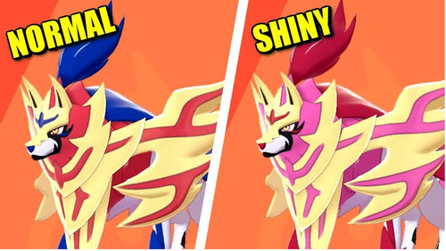 Pokemon Sword And Shield - Any Shiny Pokemon 6IV Christmas Sale