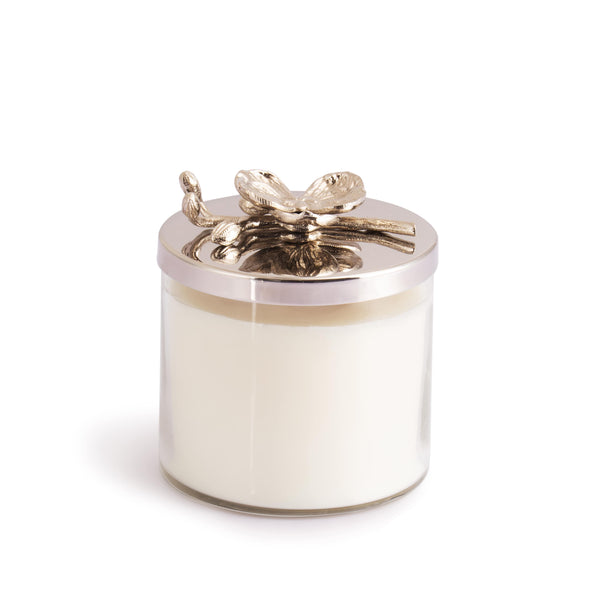 Michael Aram White Orchid Candle