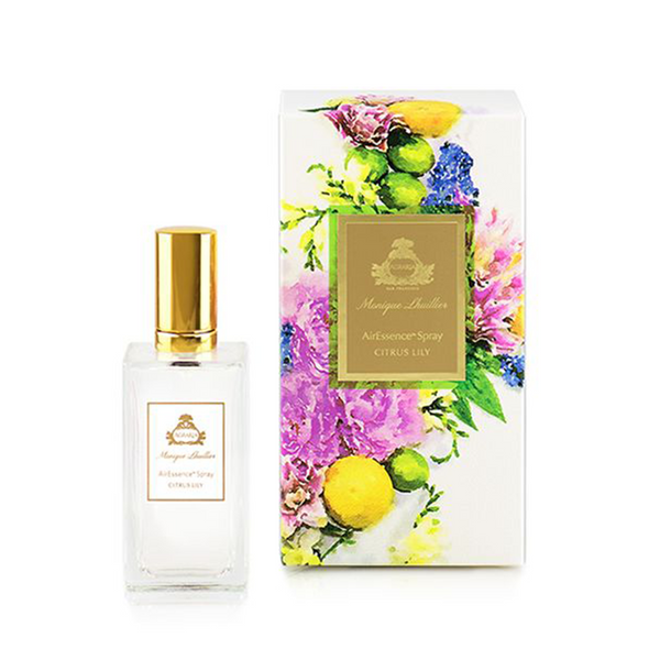 Agraria Monique Lhuillier Citrus Lily AirEssence Spray