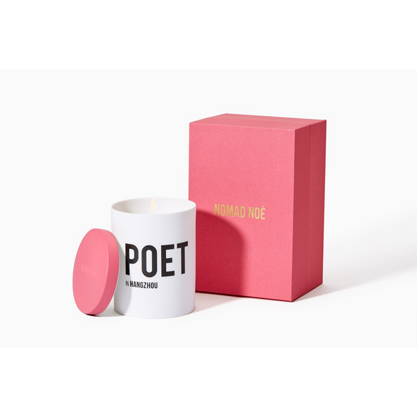 Nomad Noe Poet Candle