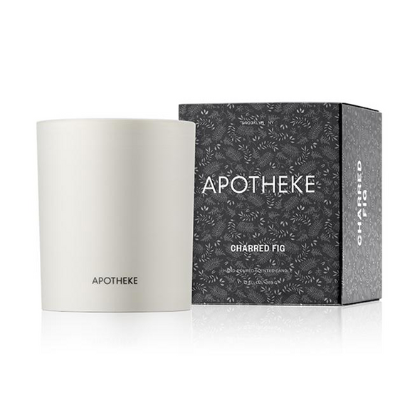 Apotheke Charred Fig Candle