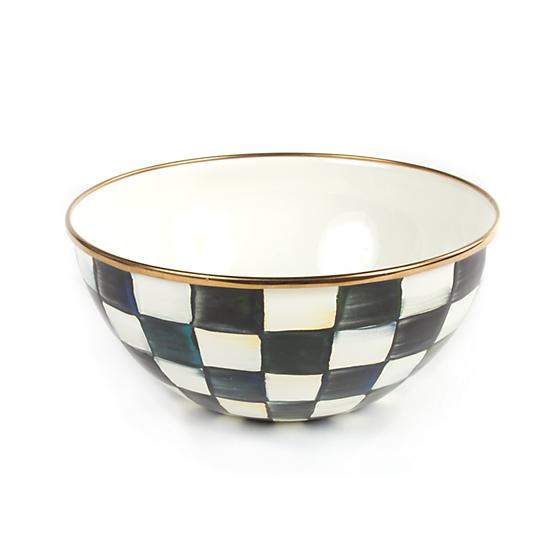 MacKenzie-Childs Courtly Check Everyday Bowl - Small