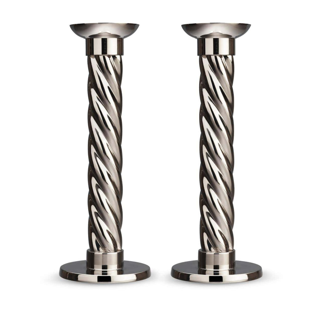 L'Objet Carrousel Candlesticks - Large (Set of 2)