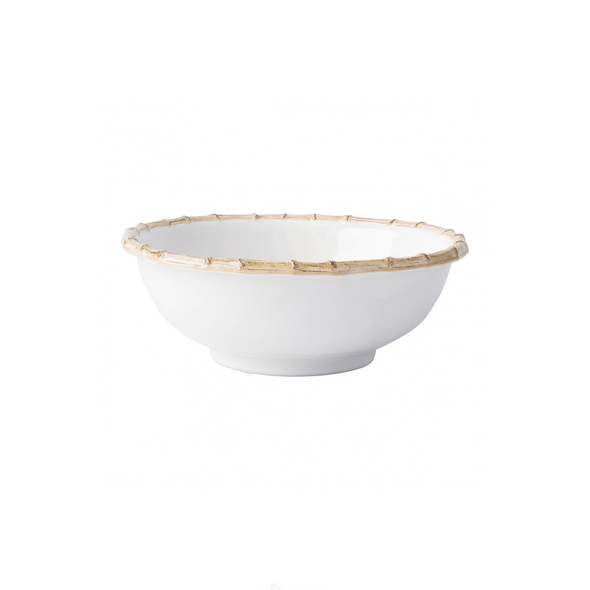 "Juliska Classic Bamboo Natural 11"" Serving Bowl"