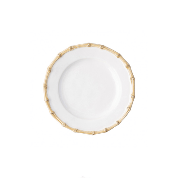 Juliska Classic Bamboo Natural Side/Cocktail Plate