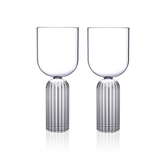 Architectural Glassware May Medium Glass - Set of 2
