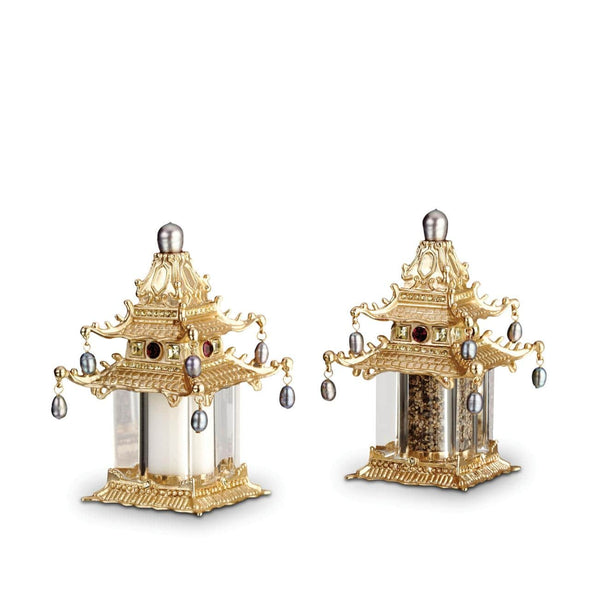 L'Objet Pagoda Spice Jewels (Set of 2)