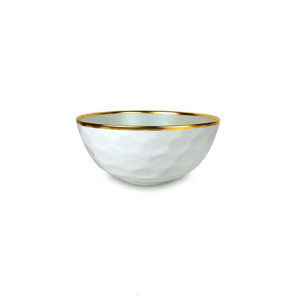 Michael Wainwright Truro gold cereal/soup bowl