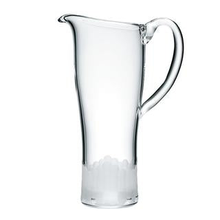 Kim Seybert Frosted Paillette Pitcher
