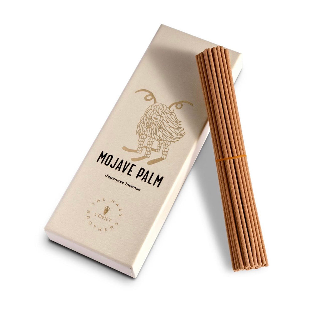 L'Objet Haas Mojave Palm Incense (60 sticks)