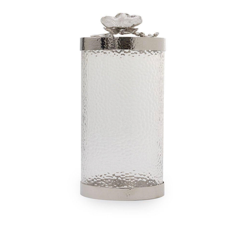 Michael Aram White Orchid Canister