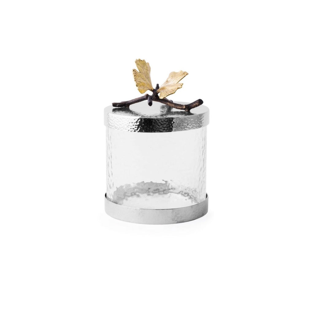Michael Aram Butterfly Ginkgo Canister