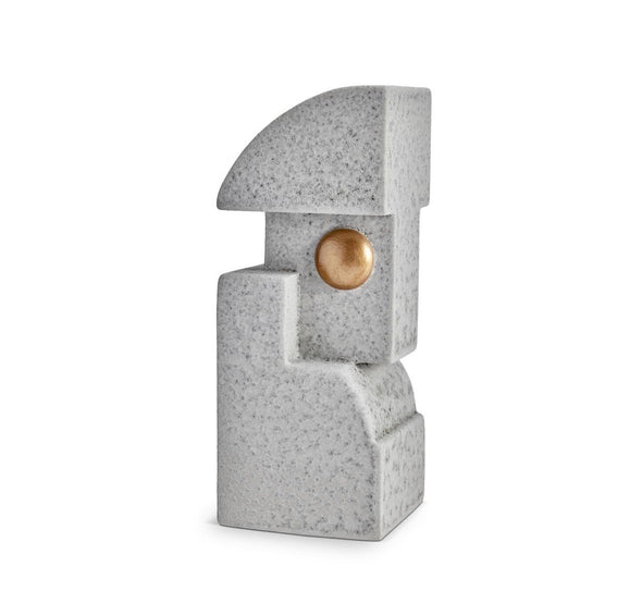 L'Objet Cubisme Bookend One