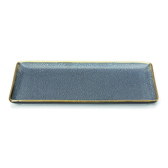 Michael Wainwright Panthera Indigo Tray