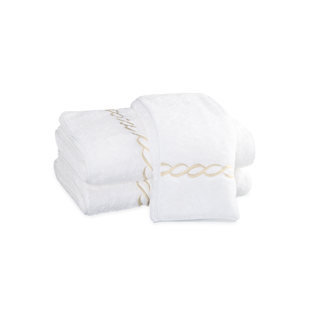 Matouk Classic Chain Bath Sheet