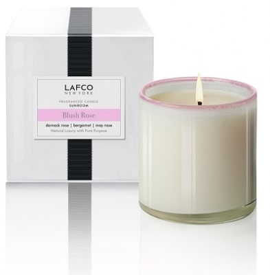 LAFCO Blush Rose Signature 15.5oz Candle