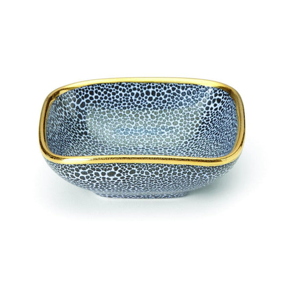 Michael Wainwright Panthera Indigo Small Bowl