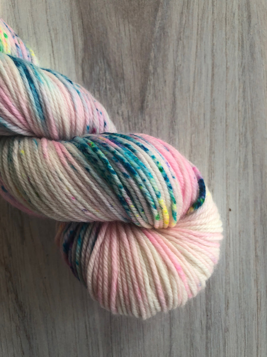 CANDYFLOSS - Simple DK