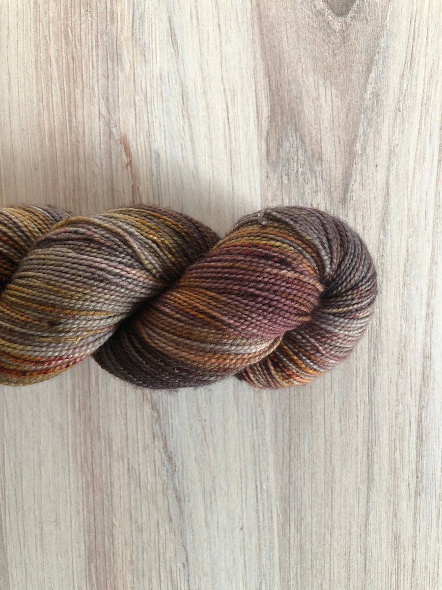 MABON - Simple Sock
