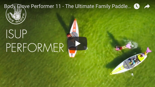dd817ceb4708 Performer 11 – The Ultimate Family Paddleboard