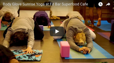 Sunrise Yoga @ Fit Bar Superfood Cafe
