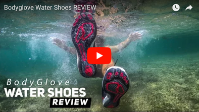 MicBergsma's Favorite Body Glove Water Shoe Review