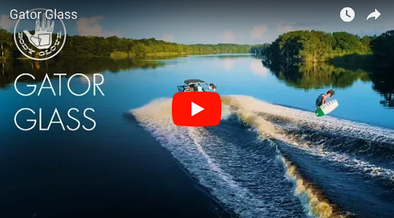 """Gator Glass"" Wakeboard Video with Harley, Bob, and Rusty"