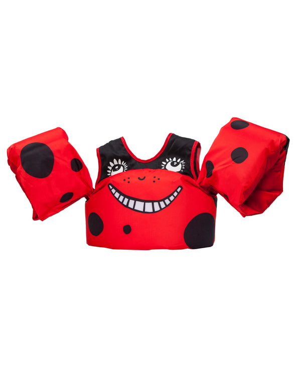 Paddle Pals Child's Swim Vest - Ladybug