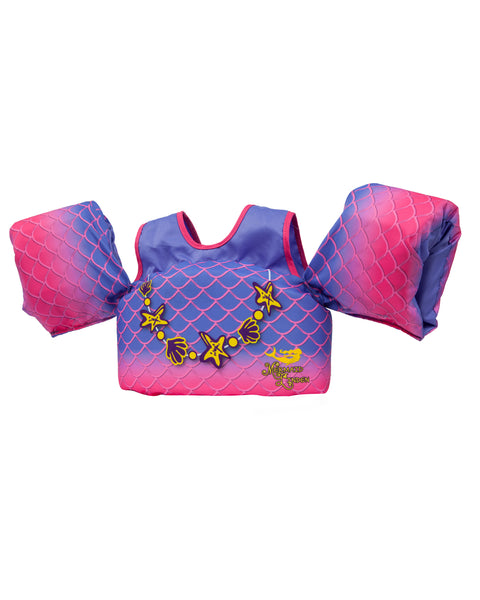Paddle Pals Child's Swim Vest - Mermaid