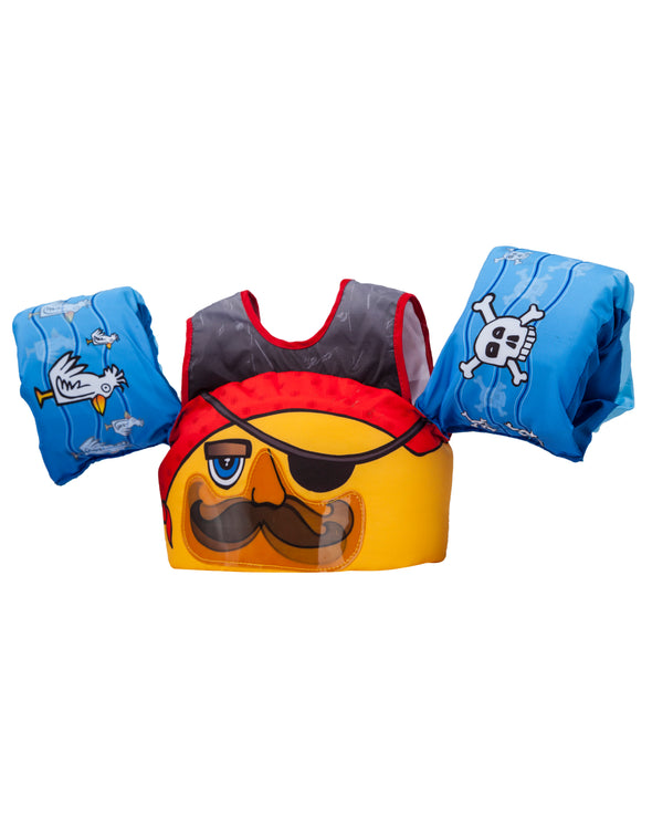 Paddle Pals Child's Swim Vest - Pirate